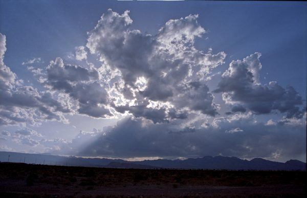 "Made in Nevada ""Carpe Diem"" – Color Photographic Print"