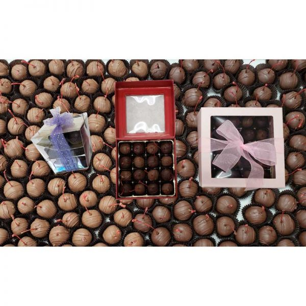 Made in Nevada Chocolate Covered Cherries