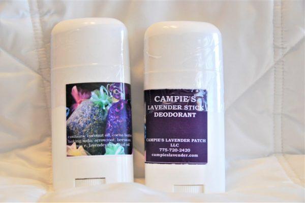 Made in Nevada Lavender Stick Deodorant