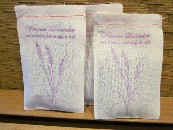 Made in Nevada Lavender dryer sachet