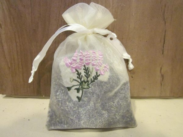 Made in Nevada Lavender Sachet Bag