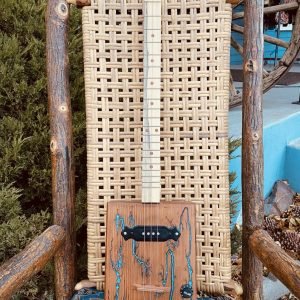 Made in Nevada Cigar Box Guitar!