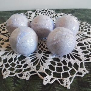 Made in Nevada Lavender Bath Bomb