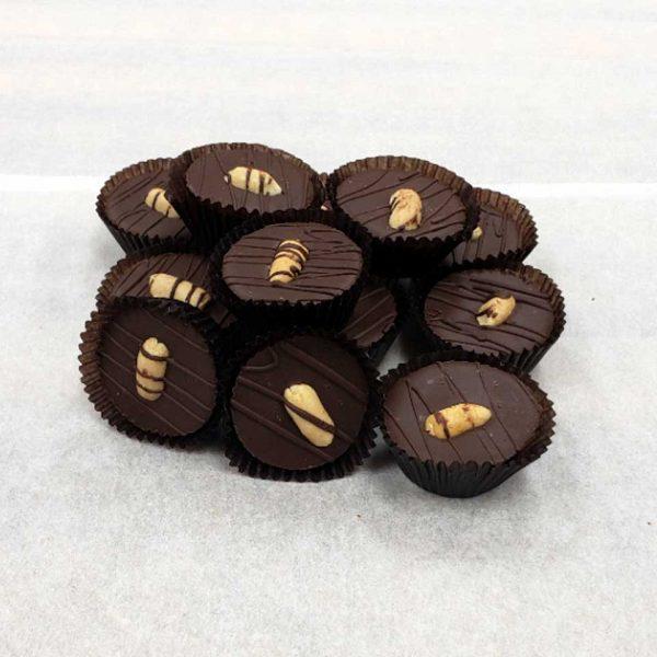 Made in Nevada Sugar Free Dark Chocolate Peanut Butter Cups