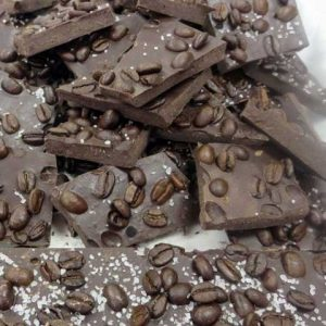 Made in Nevada Coffee Bark