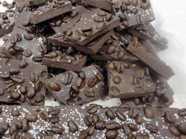 Made in Nevada Coffee Bark