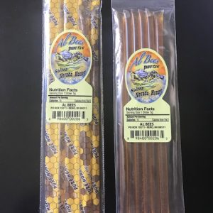 Made in Nevada Honey Straws