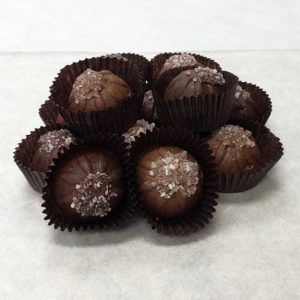 Made in Nevada Sea Salt Caramels