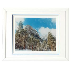 Made in Nevada Cathedral Rock, Mount Charleston, NV – Framed print