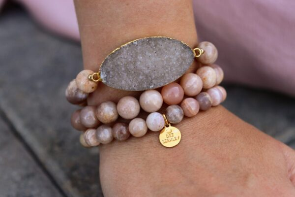 Made in Nevada Love & Divinity Bracelet Stack