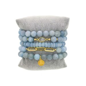 Made in Nevada Adventure Bracelet Stack