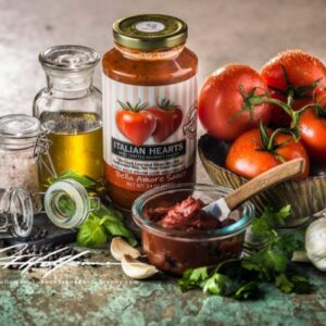 Made in Nevada Bella Amore Gourmet Pasta Sauce