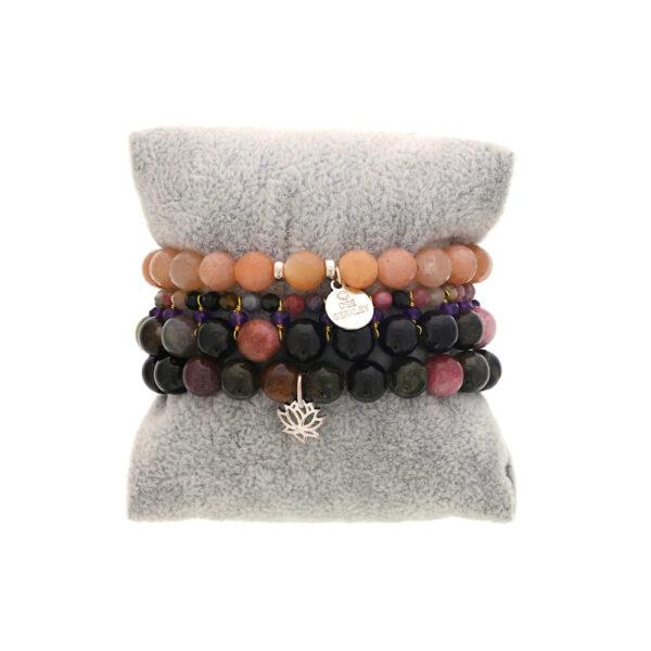Made in Nevada Spirituality Bracelet Stack