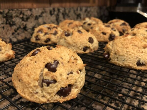 Made in Nevada Chocolate Chip Scones