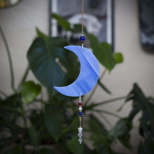 Made in Nevada Crescent Moons Hangings