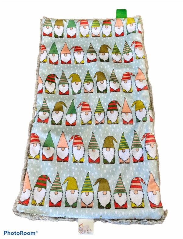 Made in Nevada Holiday Minky Lovies – Perfect Stocking Stuffers