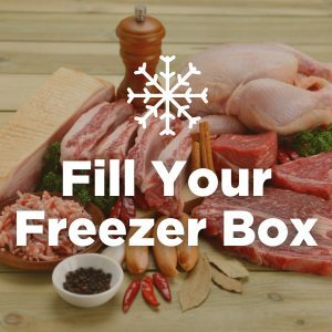 Fill Your Freezer