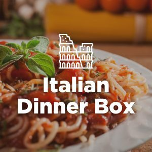 Made in Nevada Italian Dinner Box