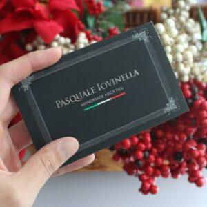Pasquale Iovinella gift certificate