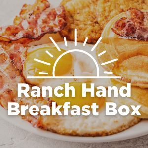Made in Nevada Ranch Hand Breakfast Box