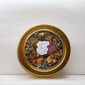 Organic Herbal Sagittarius Zodiac Fruit Tea Blend