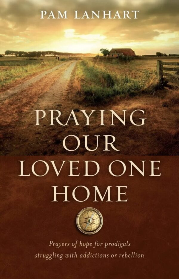"Made in Nevada ""Praying Our Loved One Home"" by Pam Lanhart"