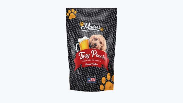 Tipsy Pooch Beer Grain Dog Treats