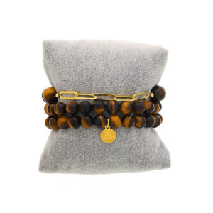 Made in Nevada Focus Bracelet Stack