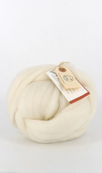 Made in Nevada Combed Top (Roving) Yarn – 4 oz.