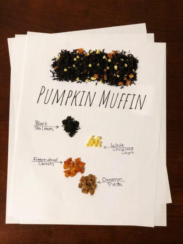 Made in Nevada Pumpkin Muffin