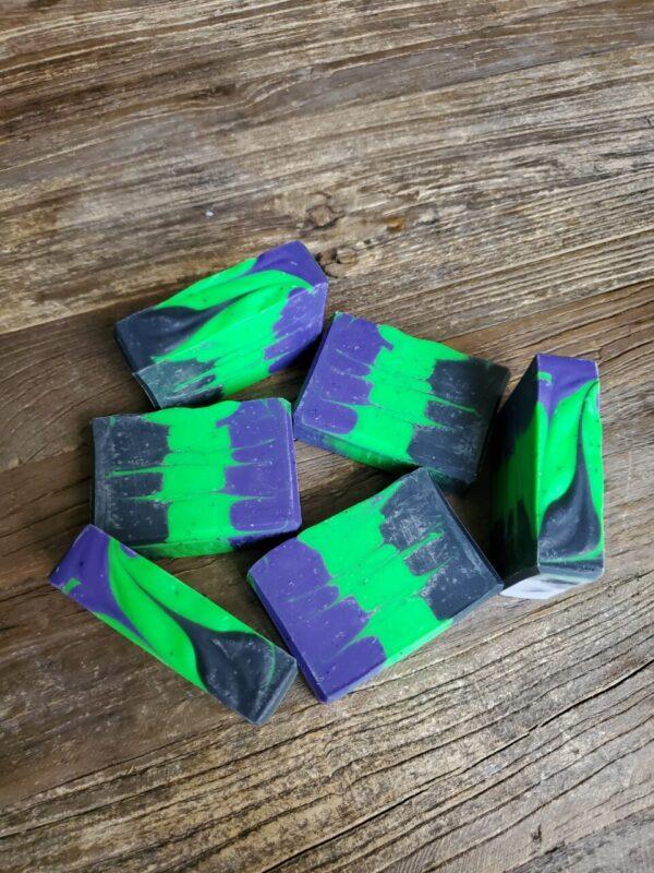 Made in Nevada Franken Soap