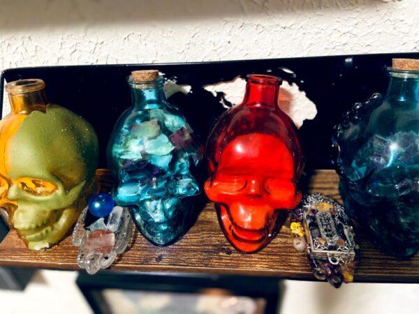 Made in Nevada Mini Herbal Smudge Kits & Jar