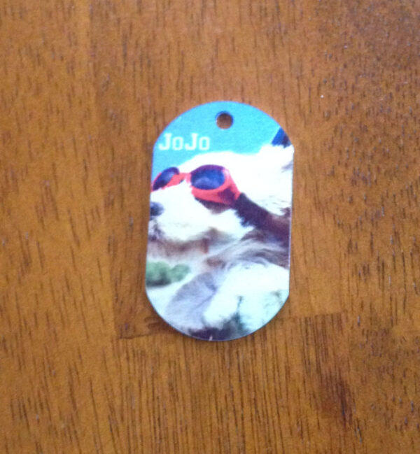 Made in Nevada Personalized Dog Tags