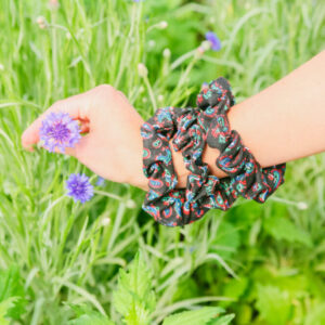 Made in Nevada Handmade Scrunchies (Pack of 3)