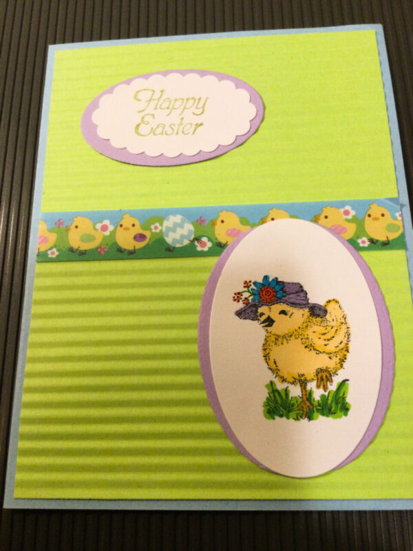 Made in Nevada Easter card