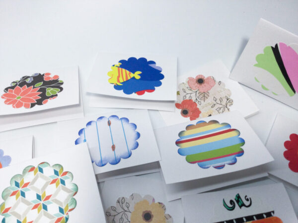 Made in Nevada Mini Message Notecards – Thank You Cards