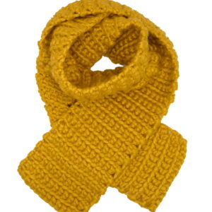 Made in Nevada A-maize-zing Hand-Crocheted Scarf