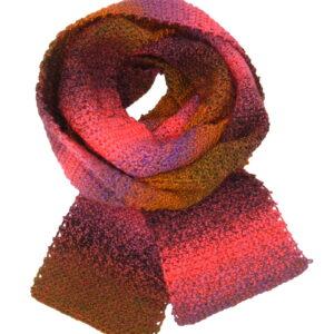 Made in Nevada Nebu-love Hand-Crocheted Scarf