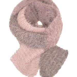 Made in Nevada Rowsbud Hand-Crocheted Scarf – Supersoft Luxe and Fall-Winter Collections