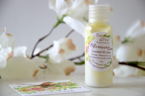 Made in Nevada Afternoon Sun Essential Oil Lotion