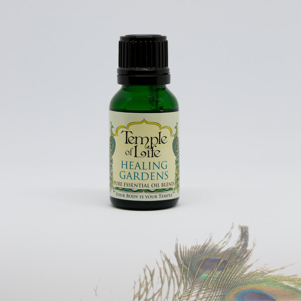 Made in Nevada Healing Gardens Essential Oil Blend
