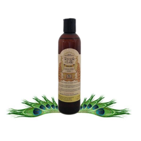 Made in Nevada Healers Oil Body Oil