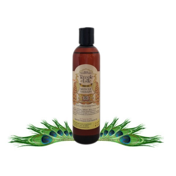 Made in Nevada Muscle Therapy Body Oil