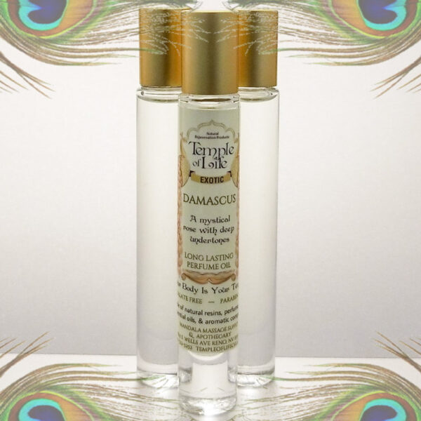 Made in Nevada Damascus Exotic Perfume Oil