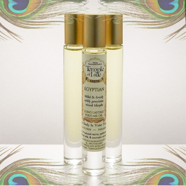 Made in Nevada Egyptian Exotic Perfume Oil