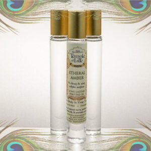 Made in Nevada Etheral Amber Exotic Perfume Oil