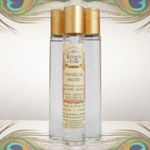 Made in Nevada Vanilla Musk Exotic Perfume Oil