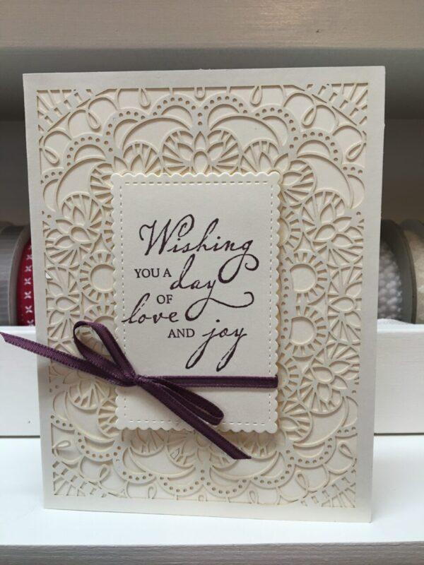 Made in Nevada Wedding, Bridal, Engagement – Handmade Cards