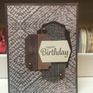 Made in Nevada Birthday Cards – Masculine