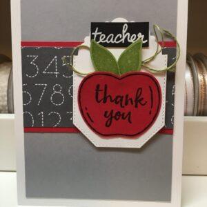 Made in Nevada Teacher Appreciation Cards